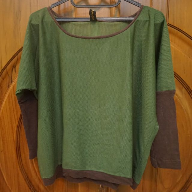 Boxy Top LOCAL BRAND
