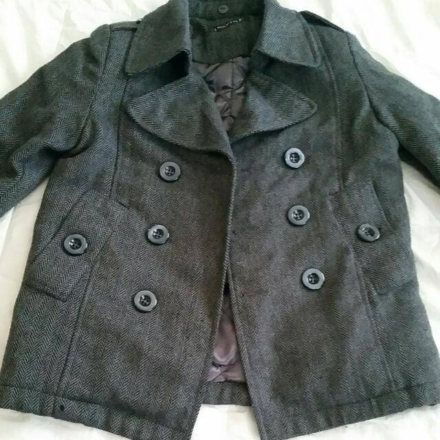 Boys Dress Coat