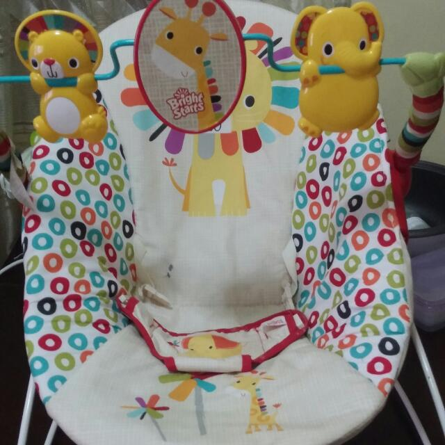 Bright Starts Rocker With Soothing Vibration