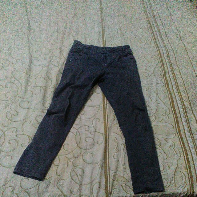 Celana Panjang Ukuran 27