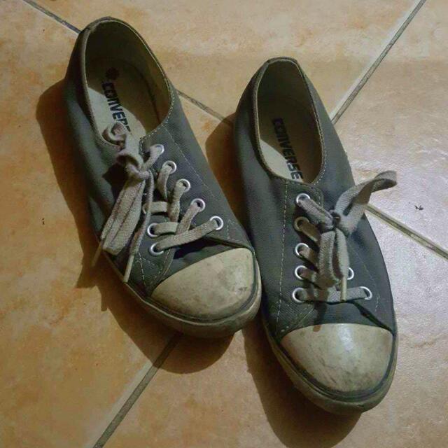 Converse Chucks - Gray