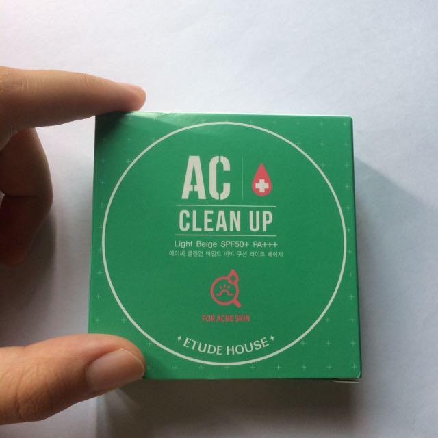 Cushion AC Clean Up