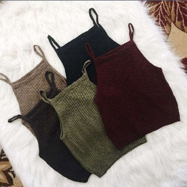 CUTE AND FASHIONABLE CROPS