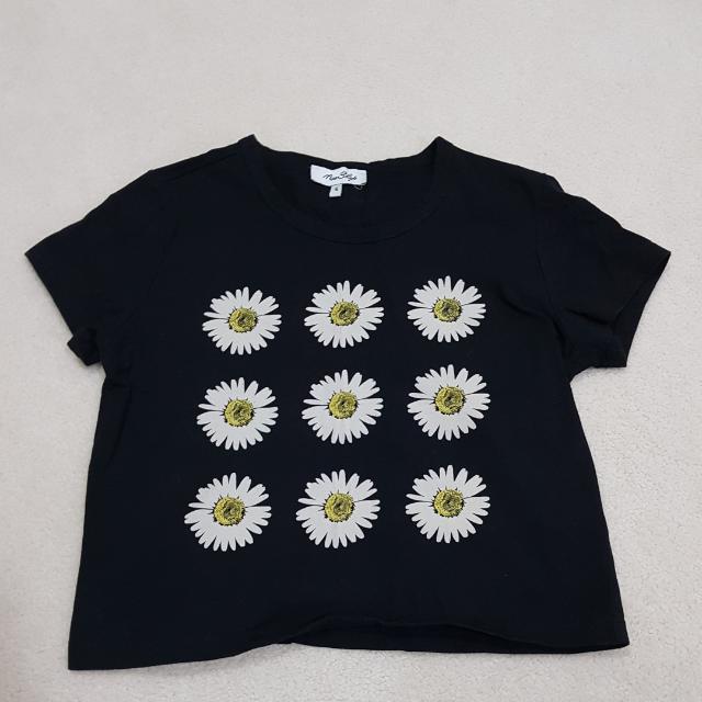 Daisy Crop Top