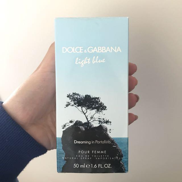 DOLCE & GABBANA Light Blue Toilette (50mL)