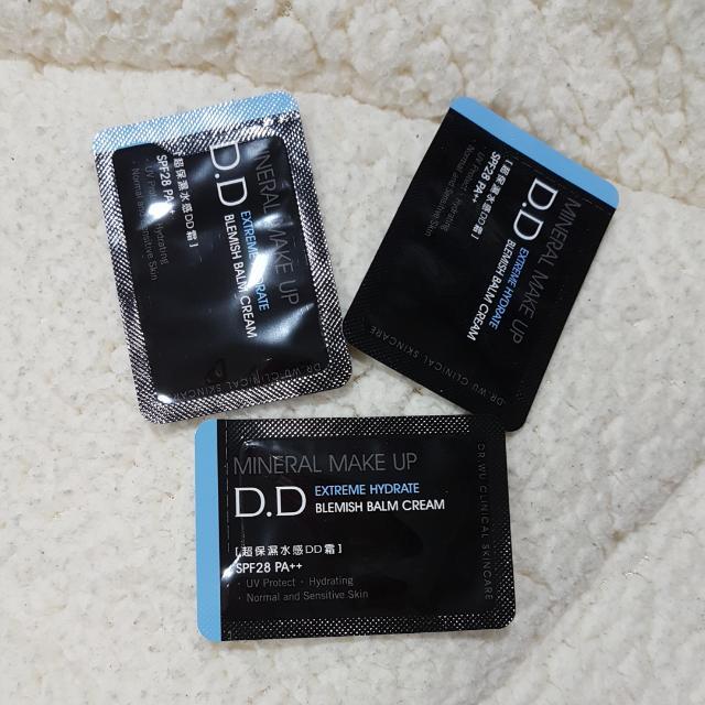 Dr.Wu超保濕水感DD霜