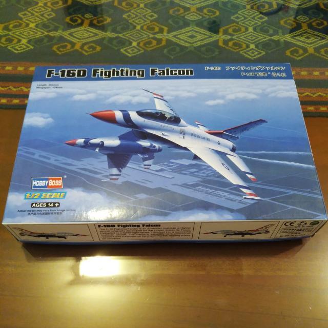 F -16D Fighting Falcon