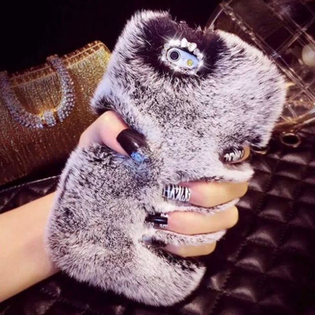 Fluffy iPhone 6/6s Case