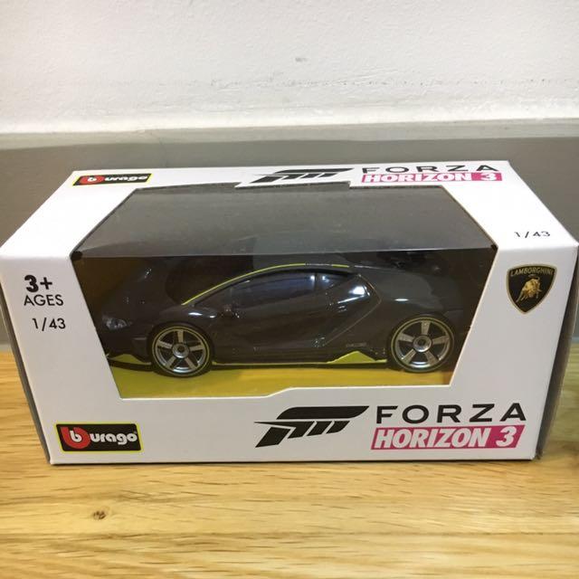 Forza Horizon 3 Lamborghini Centenario 1 43 Scale Model Toys