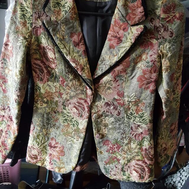 Garfunkle Tapestry Jacket Sx 8