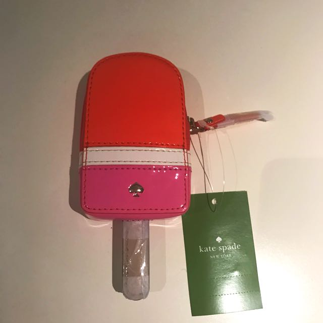 Genuine Kate Spade Popsicle Coin Purse