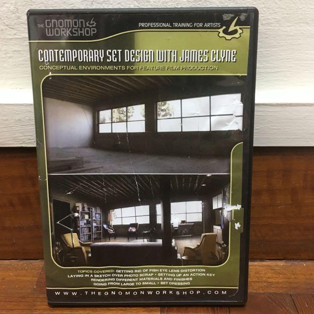 Gnomon DVD: Contemporary Set Design With James Clyne, Music