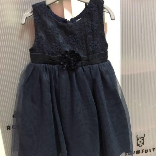 Gown Navy 1-2y, Recommended