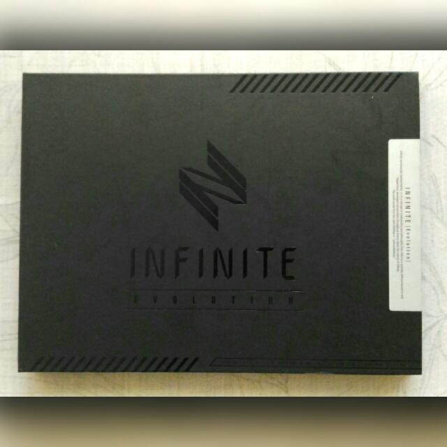 Infinite - Evolution