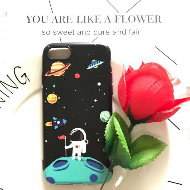 太空人iphone手機殼