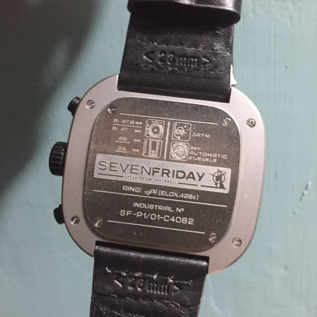 Jam SevenFriday SF-P1/01-C40882