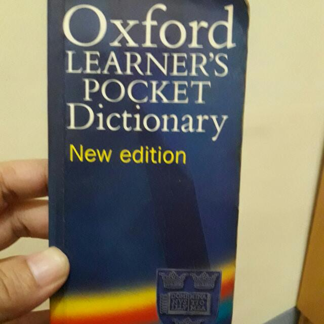 Kamus Oxford
