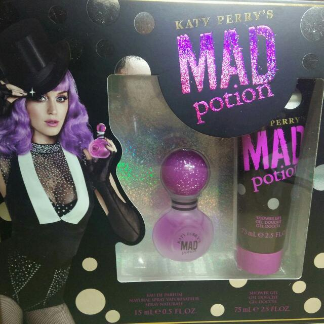 Katy Perry Mad Potion Perfume Set