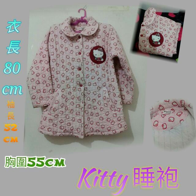 Kitty  睡袍