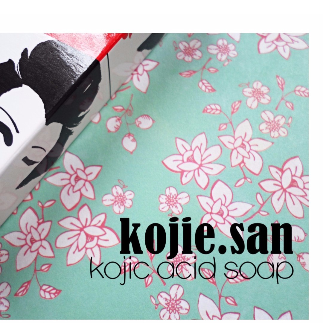 Kojie San Anti Aging and whitening soap