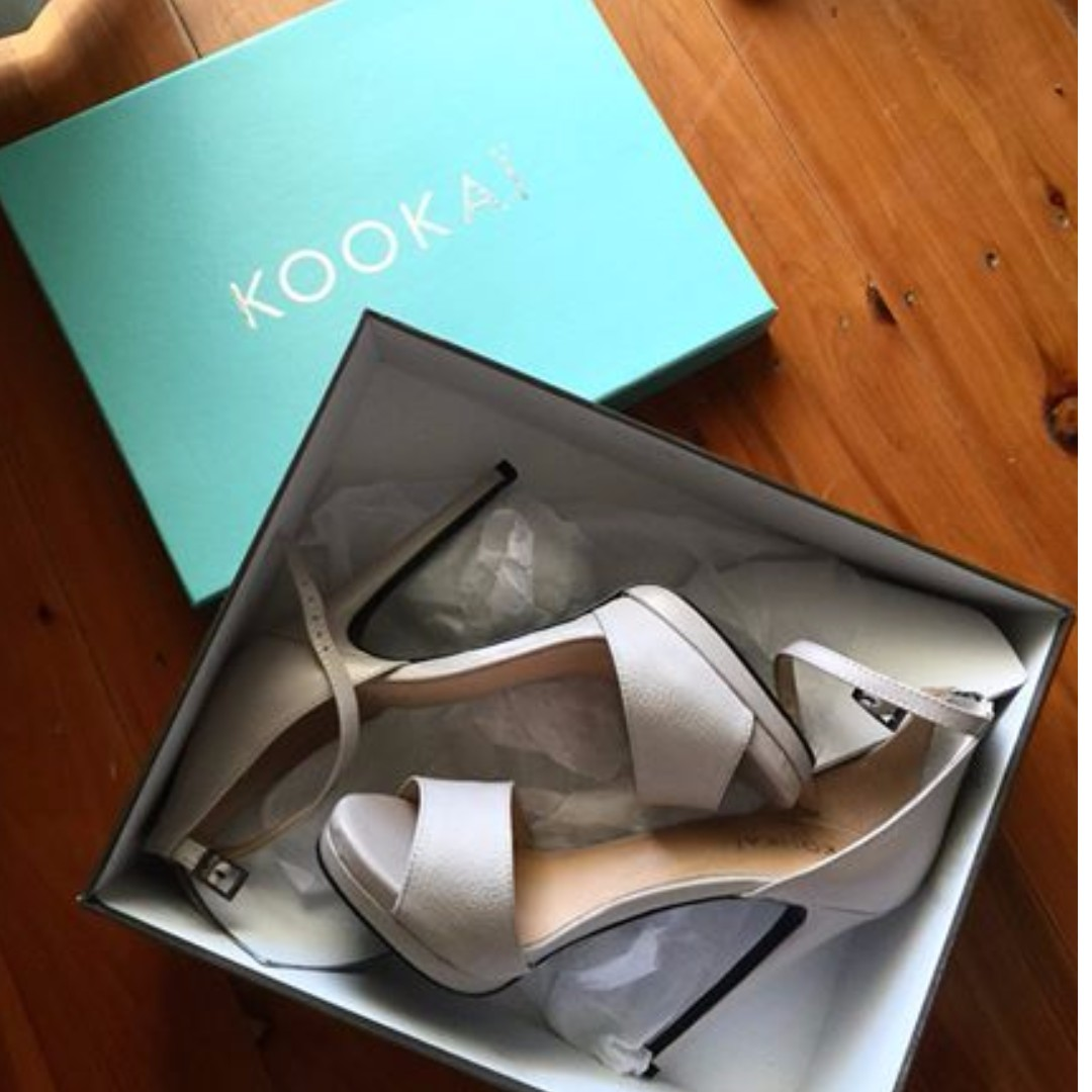 Kookai heels size 38
