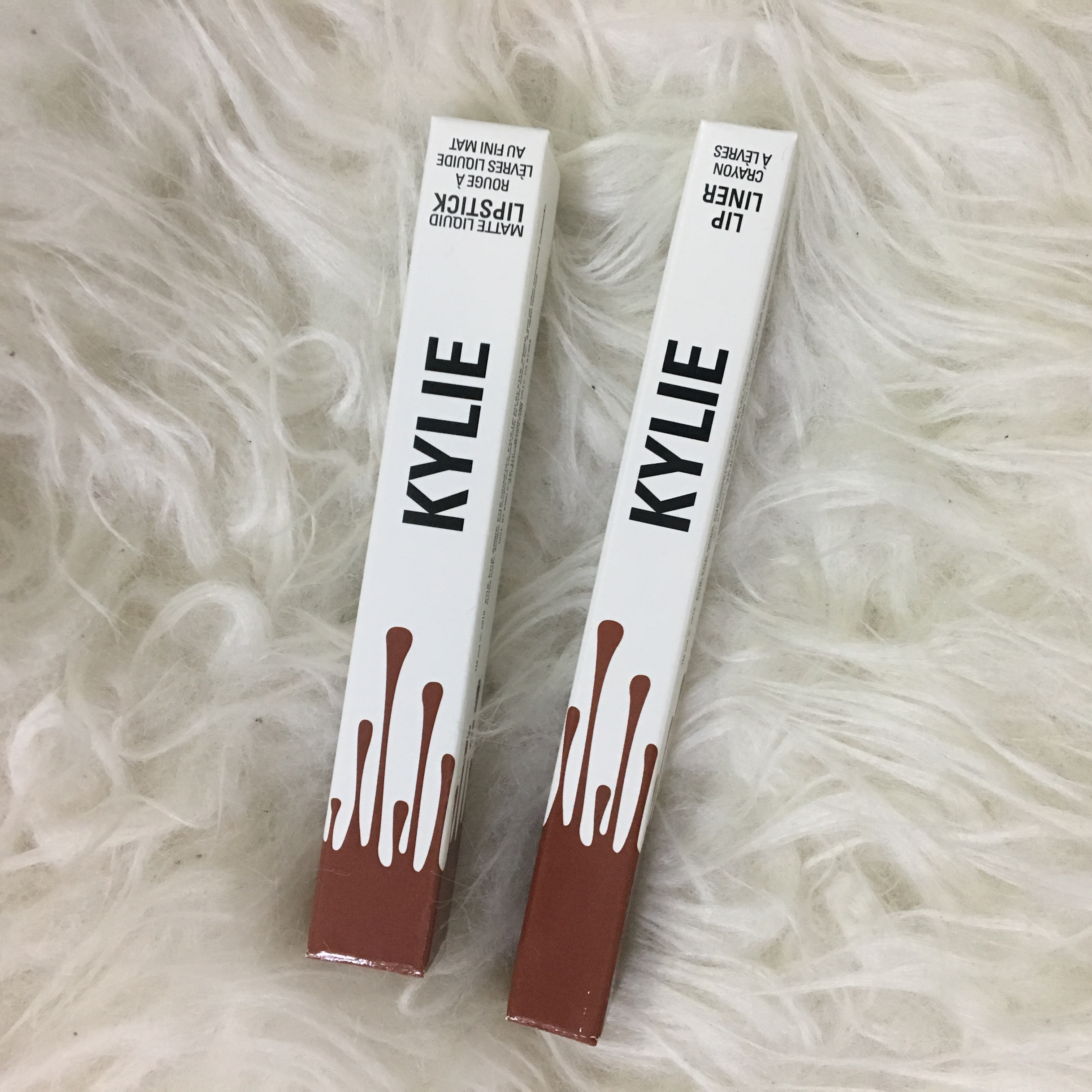 Kylie Cosmetics Dolce K Matte Lipstick and Lip Liner