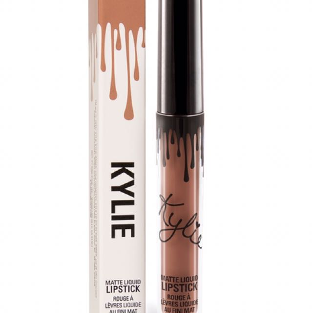"Authentic Kylie ""Exposed"""