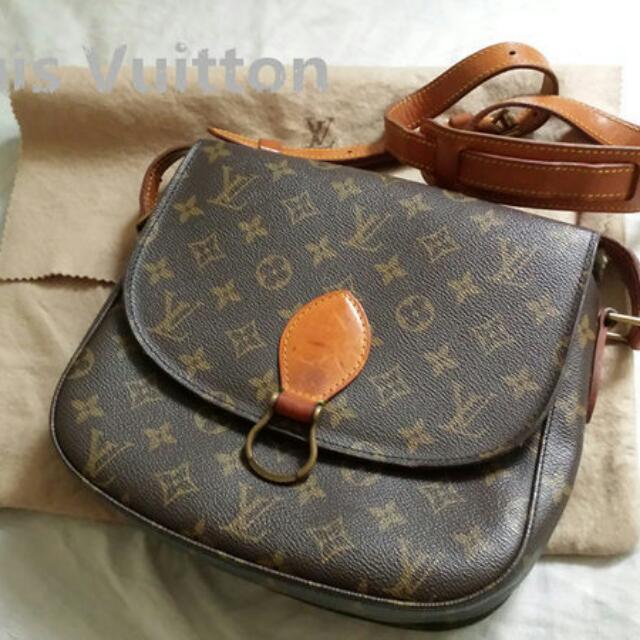 Louis Vuitton/LV BAG/斜咩袋