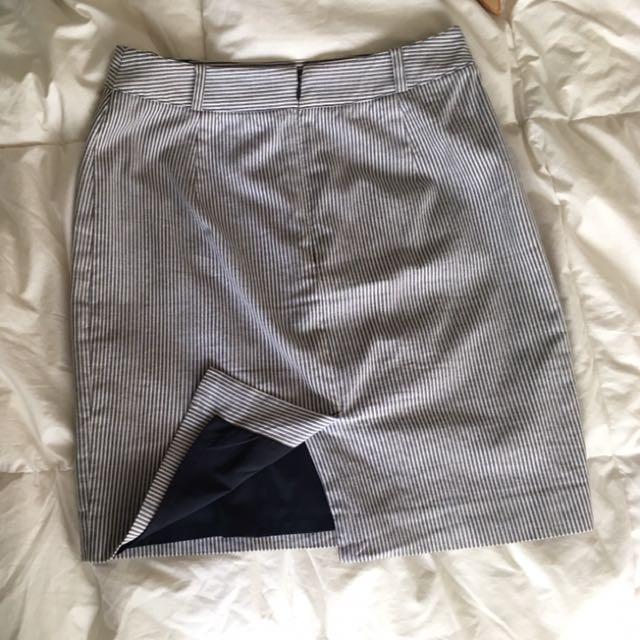 Marc's High Waist Pencil Skirt Size 8