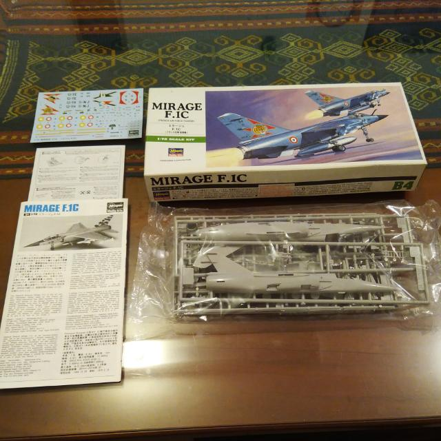 MIRAGE F.1C(模型戰鬥機)
