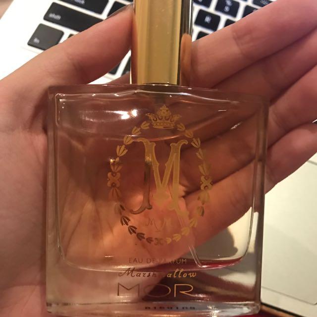 MOR fragrance- Marshmallow