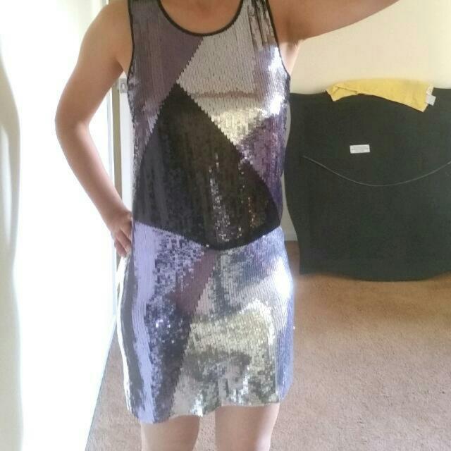 Morrissey Sequin Dress