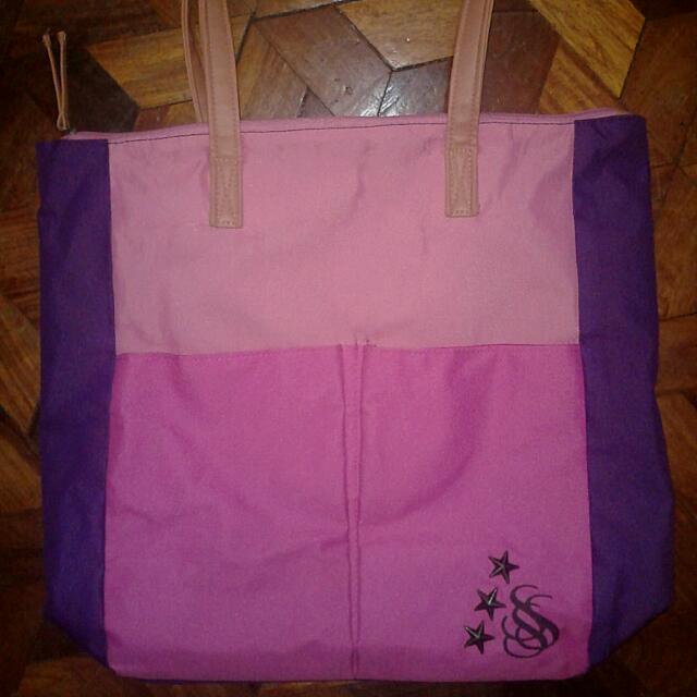 Multicolored SSS Bag