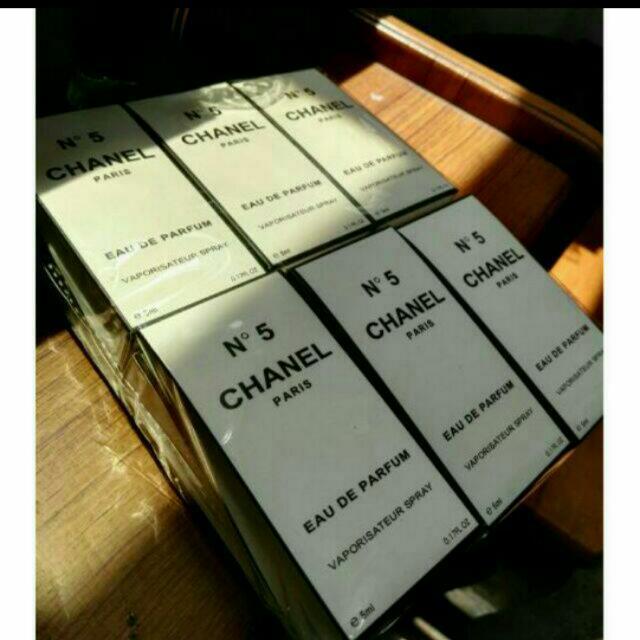 N5 Chanel香水