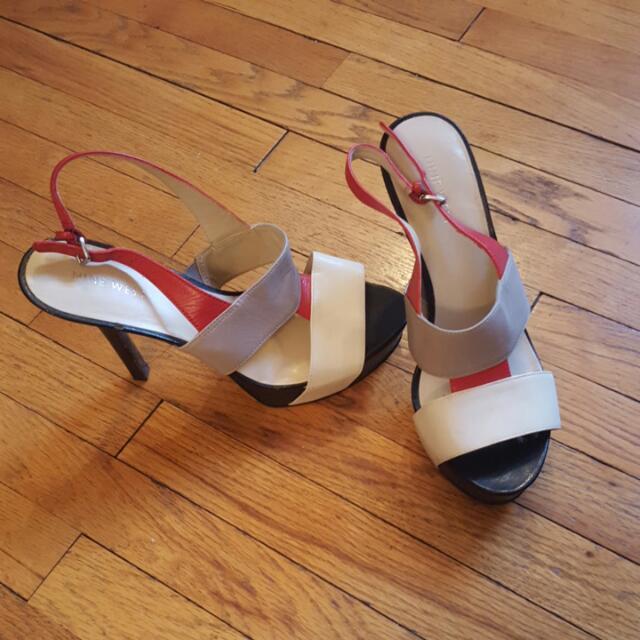 Nine West 7.5 Heels