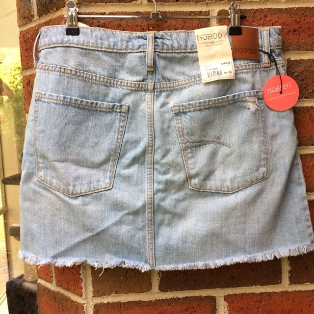 Nobody Denim Skirt