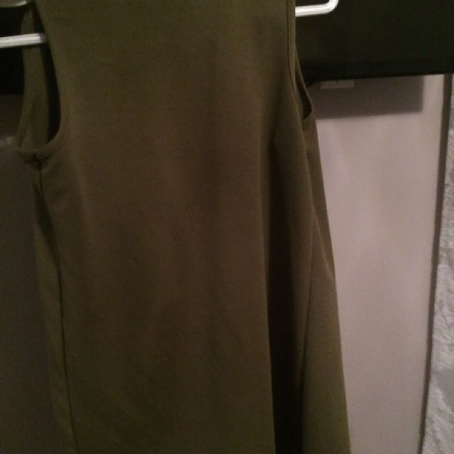Olive Throw Over By Boutique M