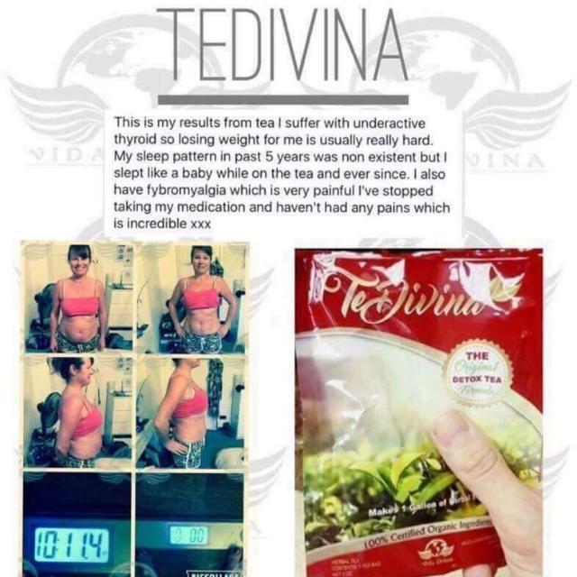 Original7daydetox Tedivina Detox