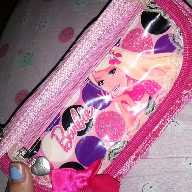 Original Barbie Pencil Case
