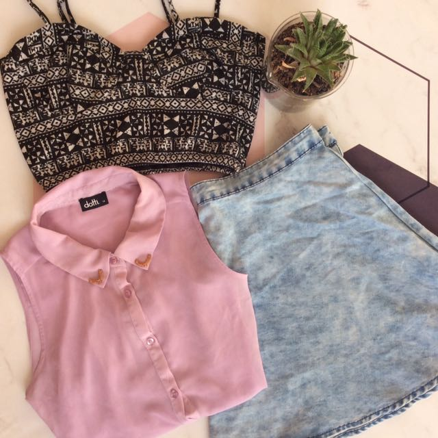 Outfit Set Size 14