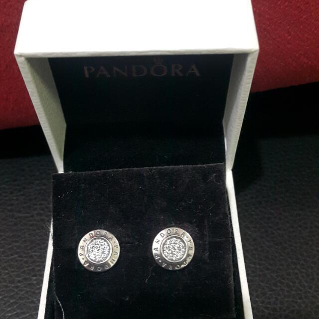 Pandora Stud Earrings