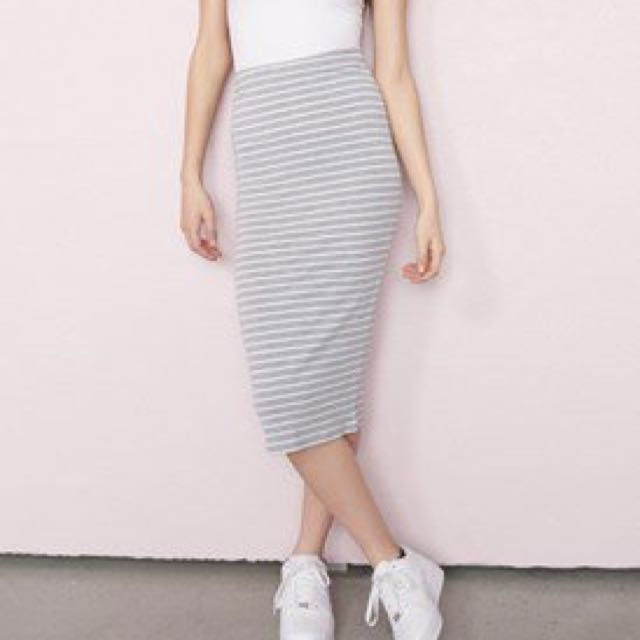 Pencil Skirt STRADIVARIUS NEW