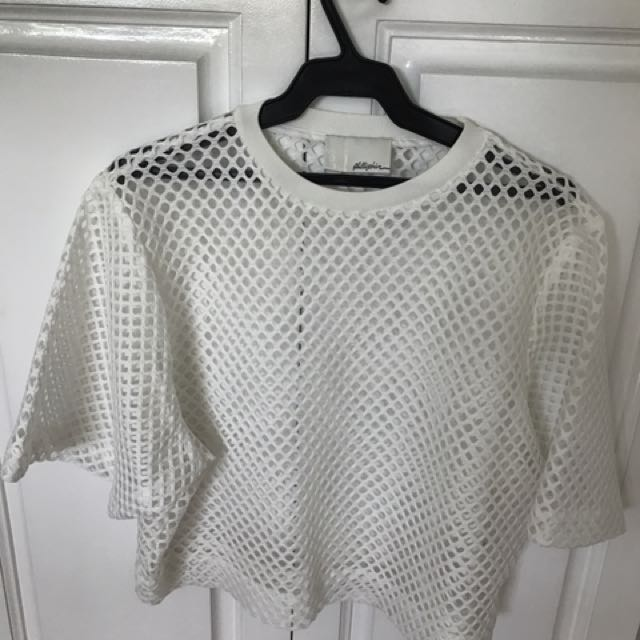 Philip Lim White Top