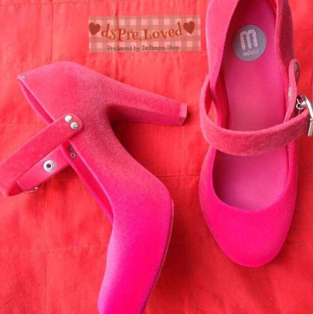 Preloved Melissa Shoes