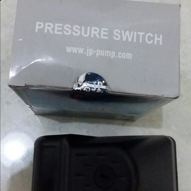 Pressure Switch Otomatis Pompa Air Jp Pm 5 Barang Yang Dicari Di Carousell