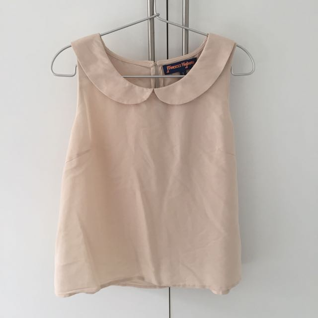 Princess Highway Sleeveless Top
