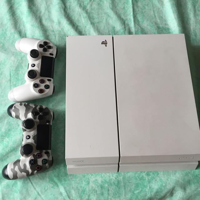 PS4 BUNDLE ( negotiable )