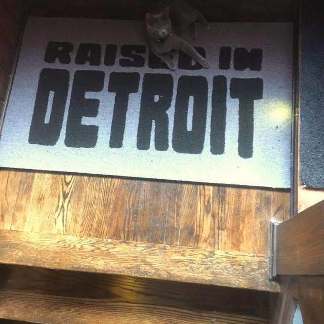 Raised In Detroit Handmade Rugs