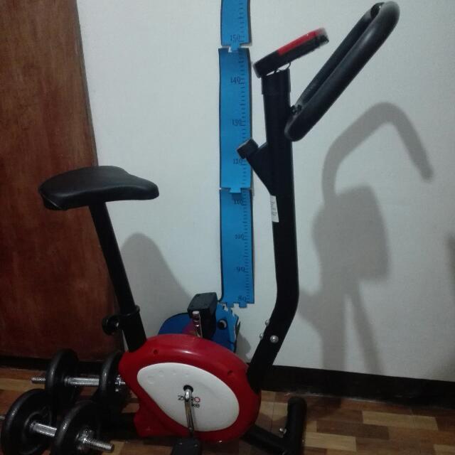 ⚠REPRICED!!!Stationary Bike (Zero Bike)