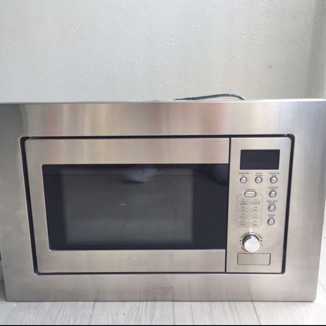 Smeg Microwave Oven Fma20x German Brand Kitchen